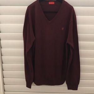 Pringle of Scotland 100% pure wool V-Neck sweater